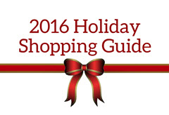 2016 Holiday Shopping Guide title=