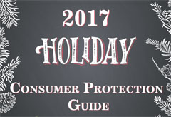 2017 Holiday Consumer Protection Guide title=