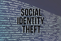 Social Media Identity Theft title=