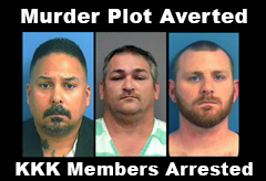 Plot to Murder Former Inmate Averted title=