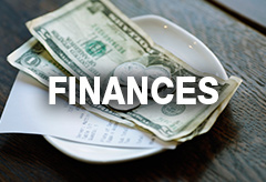 Finances: Safeguard your money with tips on protecting your credit, avoiding investment schemes and more.