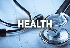 Health: Learn more about how to protect yourself from health care related scams.