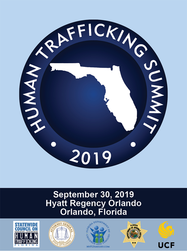 Human Trafficking Summit Flyer