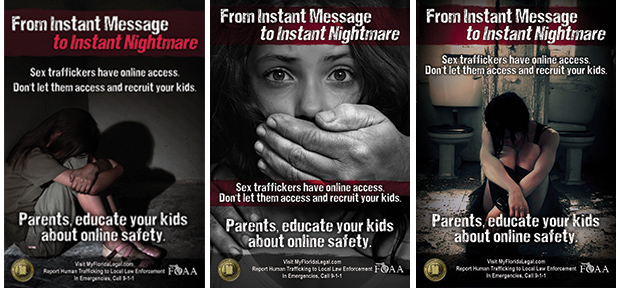 Instant Message to Instant Nightmare Awareness Initiative