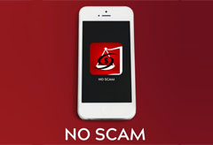 NO SCAM Mobile App