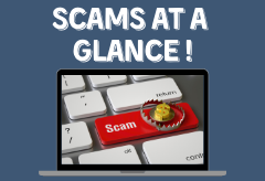 Scams at a Glance